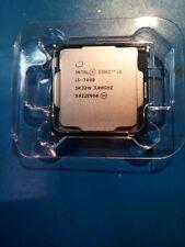Intel Core i5-7400 SR32W 3.00Ghz CPU including Fan/Heat-sink assembly