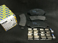 Girling Front Brake Pad Set for Citroen DS3 2015-2020 6116773 NEW