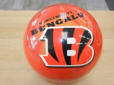 New in Original Box Undrilled 15# OTB NFL Cincinnati Bengals Bowling Ball