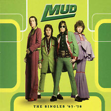 The Singles '67-'78 by Mud (CD, Nov-1997, 2 Discs, Repertoire)