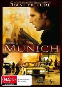 Munich DVD REG 4 AUST - Daniel Craig, Geoffrey Rush, Eric Bana