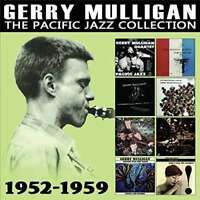 Gerry Mulligan - The Pacific Jazz Collection (4cd) NEW 4 x CD