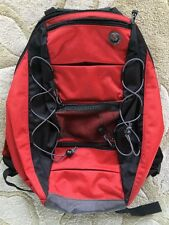 GAP Red Black Adventure Outdoor Play Music Hiking Backpack