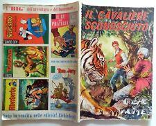 IL CAVALIERE SCONOSCIUTO GIGANTE N.11 1972 CENISIO