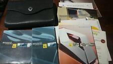 Renault Laguna 2004 Book Pack Service Book Owners Manual Ref:192