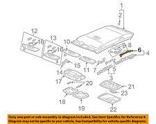 HONDA OEM 03-04 Accord Interior-Roof-Rear Bracket 83242SDAA00ZZ