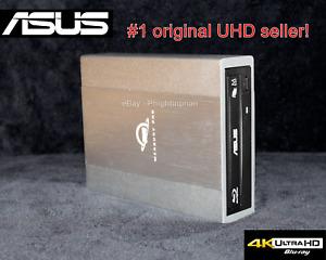 NEW External Asus BW-16D1HT Blu-ray drive FW 3.10 4K, UHD, Ultra HD Friendly!
