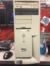 VINTAGE Dell Dimension XPS T500 Pentium III Windows 98 SE Computer System Tested