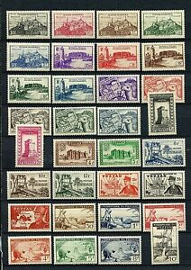 Libia-Fezzan-Ghadames #1N1//3NC2 (LI190) Mostly Sets, M, H, FVF, CV$247.65