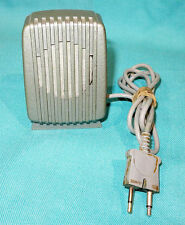 VINTAGE ART DECO GRAY RECORDER MICROPHONE W/ REMOTE CONTROL CABLE EXCELLENT N/W