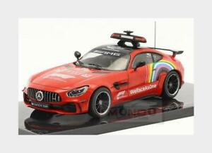 Mercedes Gt-R Amg F1 Safety Car Mugello Gp 2020 IXO 1:43 SP43005-20B Miniature