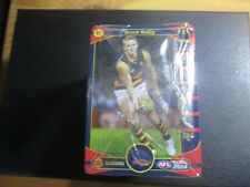 2014 AFL TEAMCOACH COMPLETE COMMON CARD SET 198 CARDS