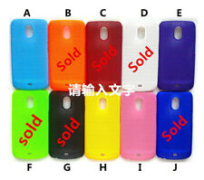 3 x Mesh Hard Case Cover for SAMSUNG Galaxy Nexus i9250