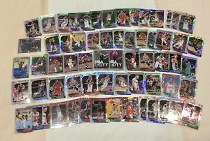 365+ Panini NBA Basketball Trading Card Lot - Autos, Mem, Rookies, Inserts, Base