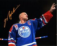 Mark Messier HOF Autographed Signed 8x10 Photo Oilers REPRINT