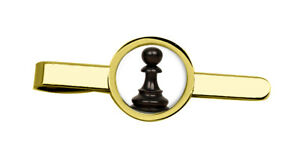 Chess Pawn Tie Clip