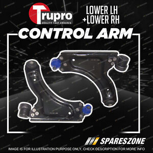 2 Pcs Trupro Lower Control Arms for Holden Barina Combo Tigra XC 2/2001-2014