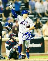 J. D. Davis Autographed Signed 8x10 Photo ( Mets ) REPRINT