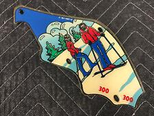 Bally Hotdoggin' Pinball Machine Plastic M-1330-176-3 FREE SHIP