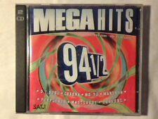 2CD Mega hits 94 1/2 ICE MC CORONA CAPPELLA TONY DI BART MO-DO ACE OF BASE U96
