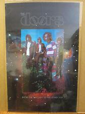 Vintage The Doors original music artist rock band poster  9074