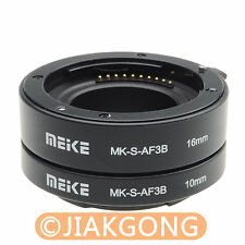 Meike Automatic Extension Tube for Sony E-mount Lens NEX5N NEX7 NEXF3
