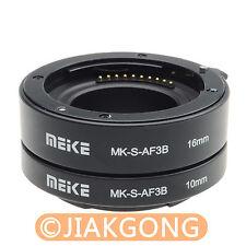 Meike Automatic Extension Tube for Sony E-mount Lens NEX5N NEX7 NEXF3