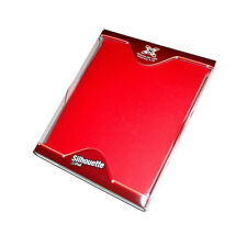 Case of 5 XGear IPD-FXLTH-RD Silhouette Red Cover Case for Apple iPad 3 3rd Gen