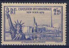 STAMP /  TIMBRE FRANCE NEUF N° 426 ** STATUE DE LA LIBERTE