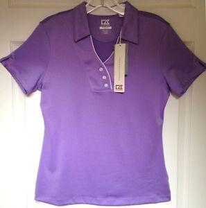 Women's Cutter & Buck Sleeveless Golf Shirt