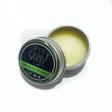 Lemon Balm and Peppermint Lip Balm - 10ml - Healing Soothing Coldsores & More