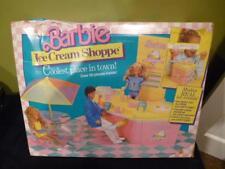 Barbie Ice Cream Maker Shoppe 3653 Playset Vintage 1987 GUC Original