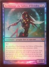 Archimage du Vallon d'Elendra PREMIUM / FOIL VF - French Glen Archmage - Mtg
