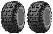 Pair 2 Maxxis All-Trak 22x11-10 ATV Tire Set 22x11x10 22-11-10