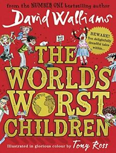 """The World�""""s Worst Children by Walliams, David Book The Cheap Fast Free Post"""
