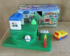 Little Tikes Building Scape playset car baseplate building toy Country Adventure