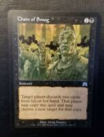 1x Chain of Smog, MP, Onslaught, EDH Commander Legacy Strixhaven Synergy Discard