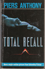 Total Recall by Piers Anthony (Paperback, 1990) - AUST SELLER FAST POSTAGE!!!