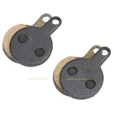 2 Pairs Bicycle Cycling Resin MTB Disc Brake Pads For Tektro Lyra Novela Lox