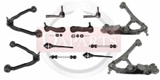 GMC Yukon New Front Suspension Steering Kit Tie Rod Ends Control Arms RH & LH