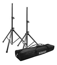 (2) On-Stage Ss7761B Stands & Carry Bag Pak Ssp7950 Buy It Now!