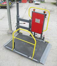 Hebe- & Arbeitsbühnen Sinnvoll 1 Etage Rollstuhllift Seniorenlift Behindertenlift HebebÜhne Treppenlift Lift