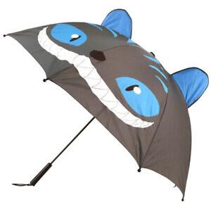 Geek Invader Stockshirm Schirm Regenschirm - Kawaii Happy Cat Katze Kitty Grin