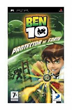 Ben 10: Protector of Earth (PSP) VideoGames