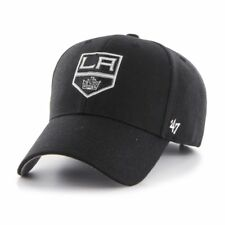 Los Angeles Kings '47 NHL MVP Structured Adjustable Black Hat Cap Hockey OSFM