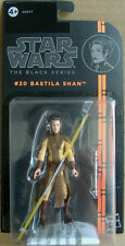 STAR WARS BLACK SERIES BASTILA SHAN #20 - FAULTY BLISTER SOLD AS LOOSE
