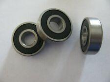 160 pc lot of Ebc precision bearings 6201 Rs C3