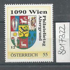 Österreich PM personalisierte Marke Philatelietag 1090 WIEN 8017322 **