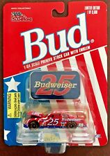 Racing Champions 1996 Edition Budweiser #25 #03936 1:64 Scale Diecast