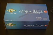 New listing PetSafe Wire + Flags (50 flags) - Brand New - 500 feet